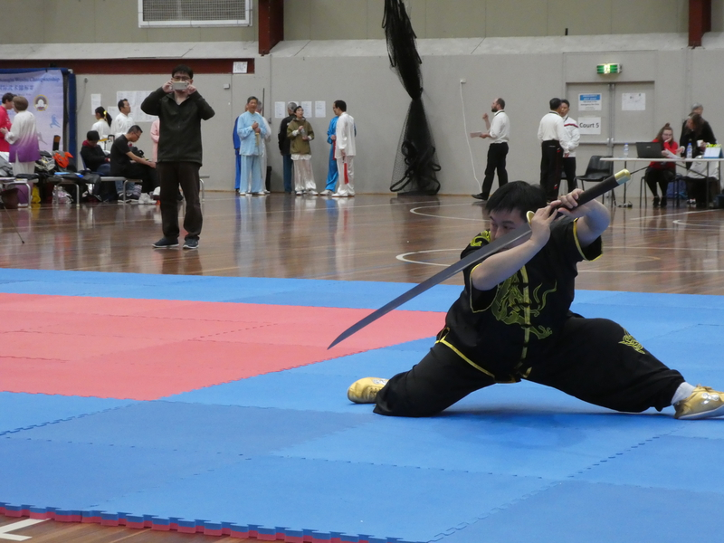 Melbourne Hosts the 2018 Oceania Kung Fu Wushu Championships